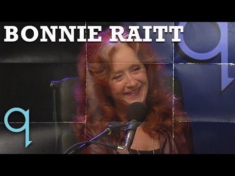 """Bonnie Raitt - """"Make every night opening night"""""""