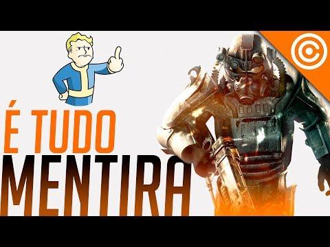 Fallout 76 MENTIU e te chamou de OTÁRIO thumbnail