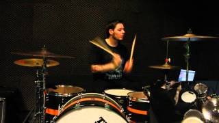 Foster The People - I Would Do Anything For You (Drum cover)