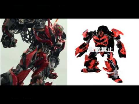 Transformers 4 Toys - Deluxe Class Stinger Revealed! - YouTube