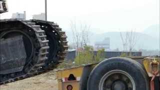 Excavadora de orugas Volvo EC170D: diseñada pensando en la movilidad