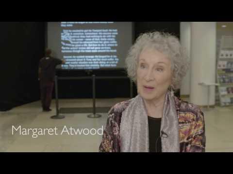 Margaret Atwood Hag-Seed Digital Installation