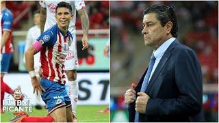 Chivas fuera de la Liguilla de la Liga MX y en peligro de descenso | Futbol Picante