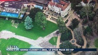 George Clooney e Amal 'ossessionati' dalla sicurezza dei figli? Spesi 3 milioni di dollari