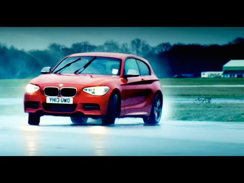 BMW's Traction control settings in my M135i