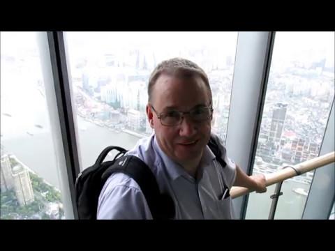 Маленькое путешествие в большой Китай. Экскурсия на шанхайскую башню.  Shanghai Tower.