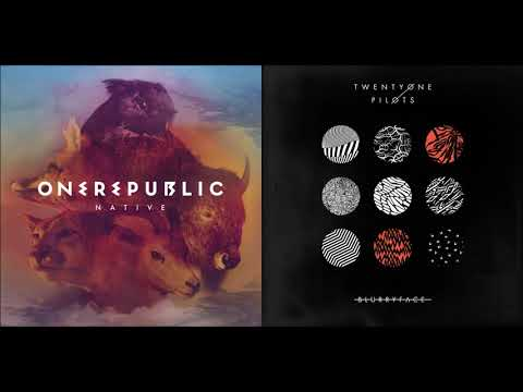 Counting Towns - OneRepublic Vs Twenty One Pilots (Mashup)