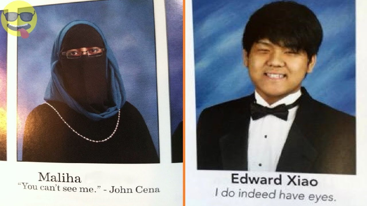 Funniest Yearbook Quotes Of All Time Youtube