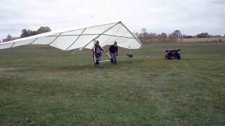 High Perspective Hang Gliding - Learn to fly