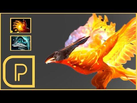Purge Plays Phoenix w/ Day9