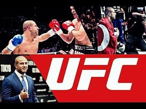 Gokhan Saki training for Henrique da Silva UFC l Work Fighters