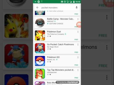 How To Download Secret Pokemon Games And How To Download Paid Games From Play Store