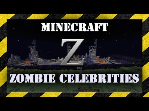 World war z minecraft trailer zombie celebrities youtube sciox Image collections