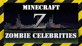 World War Z Minecraft Trailer ( Zombie Celebrities ) Thumbnail