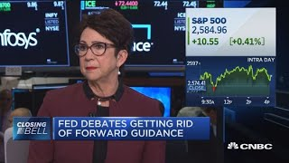 Fed's change in tone gives market more confidence: Nancy Tengler