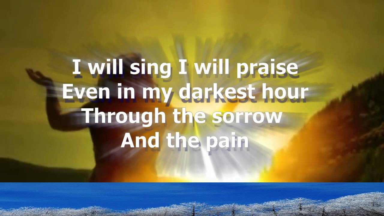 Don Moen Karaoke With Lyrics.