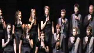 Fort Zumwalt West Jazz Choir - God Bless This Child