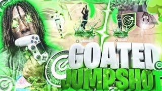 A GOATED JUMPSHOT For You To Use | Nothing But Greens | Best JUMPSHOT For All Builds On NBA2K20
