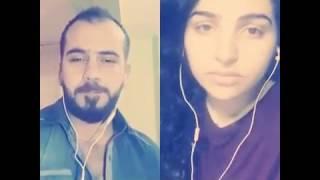 مش عم تظبط معي – بصوت –|| سمير حياني Samir Hayani || و || مها فتوني ||