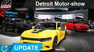 Top 3 Cars From Detroit Motor-show | News & Updates | AutoToday