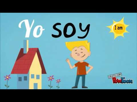 Spanish Verb SER to-be - YouTube