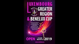 1 Part Luxembourg Greater Region & BeNeLux Cup OPEN