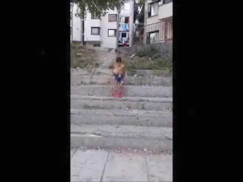Tarik Hero bambino Konjic