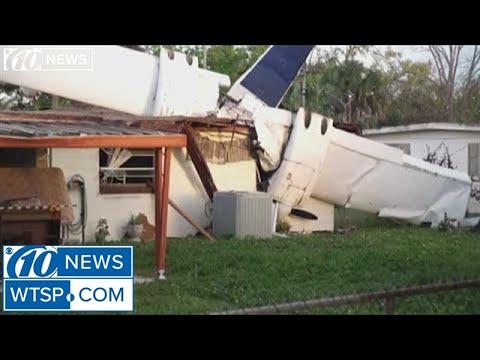 Polk County plane crash leaves one man dead