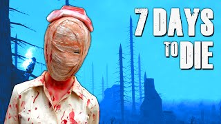 The Plagued Nurse ★ 7 Days To Die (1) - Zombie Games