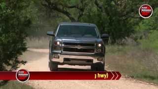 2014 Chevrolet Silverado Test Drive Review