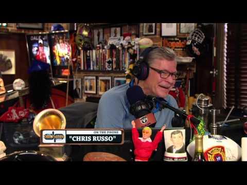 Sour Shoes' Chris Russo impersonation (3/31/16)