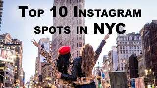 Best Nyc Instagram Spots