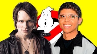 GHOSTBUSTERS! (With PelleK & Tay Zonday)