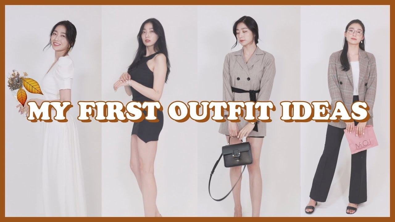 [VIDEO] - First Lookbook? Fall Outfit Ideas? | Sookim | M.O.I S.girls 1