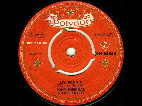 The Early Beatles - My Bonnie & Cry For A Shadow