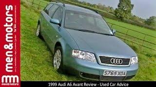 Audi S6 Avant (1998) Videos