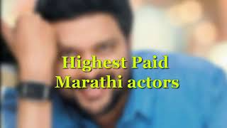High  costly  Actor  and Actors