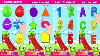 EduKitty™-Early Learning Preschool Color Games For Kids
