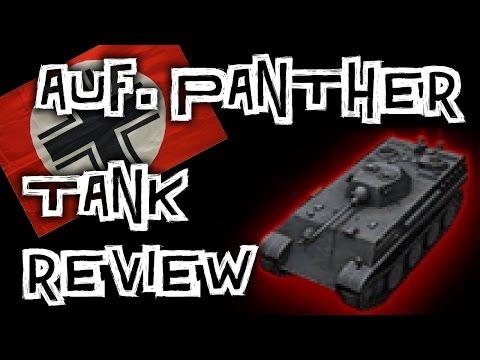 World of Tanks || Aufklärungspanzer Panther - Tank Review