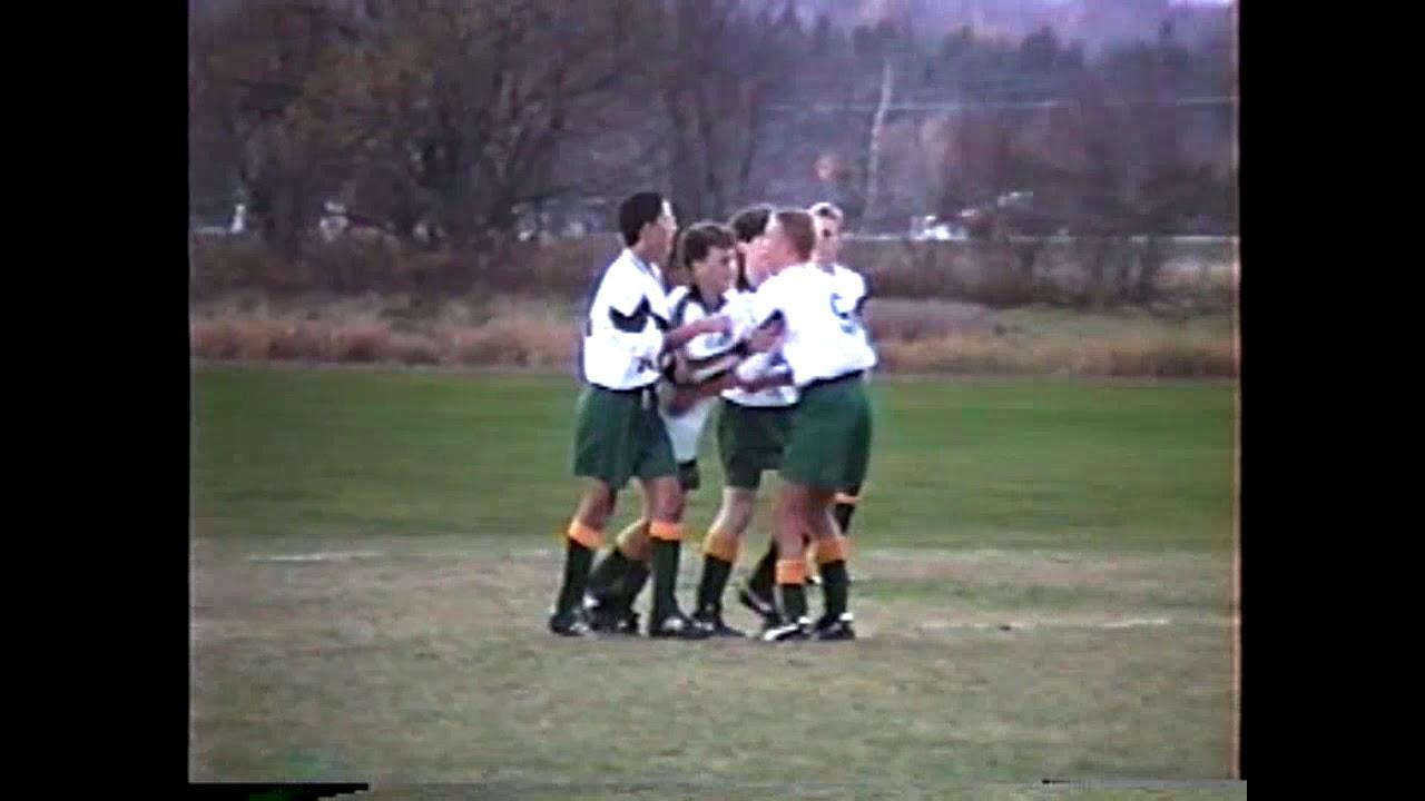 NAC - Saranac JV Boys  10-24-95