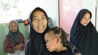 Washing, bathroom and toilet facility in Kedondong Village Lombok