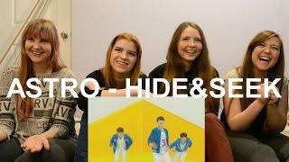 Download Video ASTRO 아스트로 - 숨바꼭질(HIDE&SEEK) MV Reaction MP3 3GP MP4