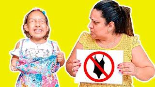 Novas Regras de Conduta na Casa dos Outros (Rules of Condut for Children) - MC Divertida