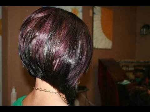 Two Tone Hair Color Ideas For Short Hair Youtube