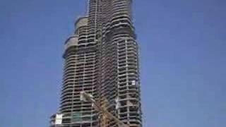Burj Dubai - Facade Testing