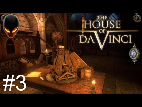 The House of Da Vinci [FR] Atelier: Partie 1 Le Globe - Walkthrough 3 (iOS / Android / Steam)