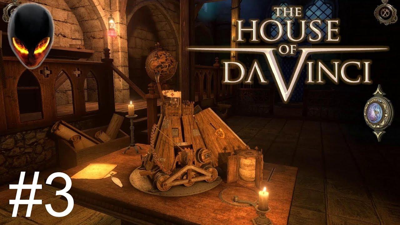 apk house of davinci взломанную
