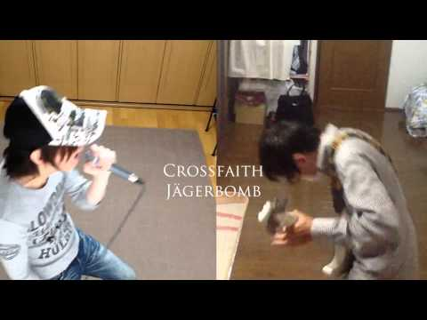 Crossfaith - Jägerbomb [Band Cover by Shoohey & Ashay]