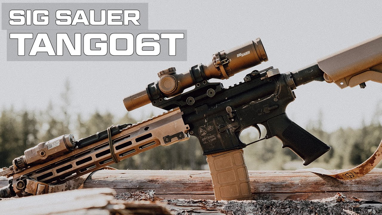 The US Army's new optic