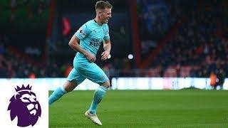 Matt Ritchie bounces into Bournemouth net for equalizer   Premier League   NBC Sports